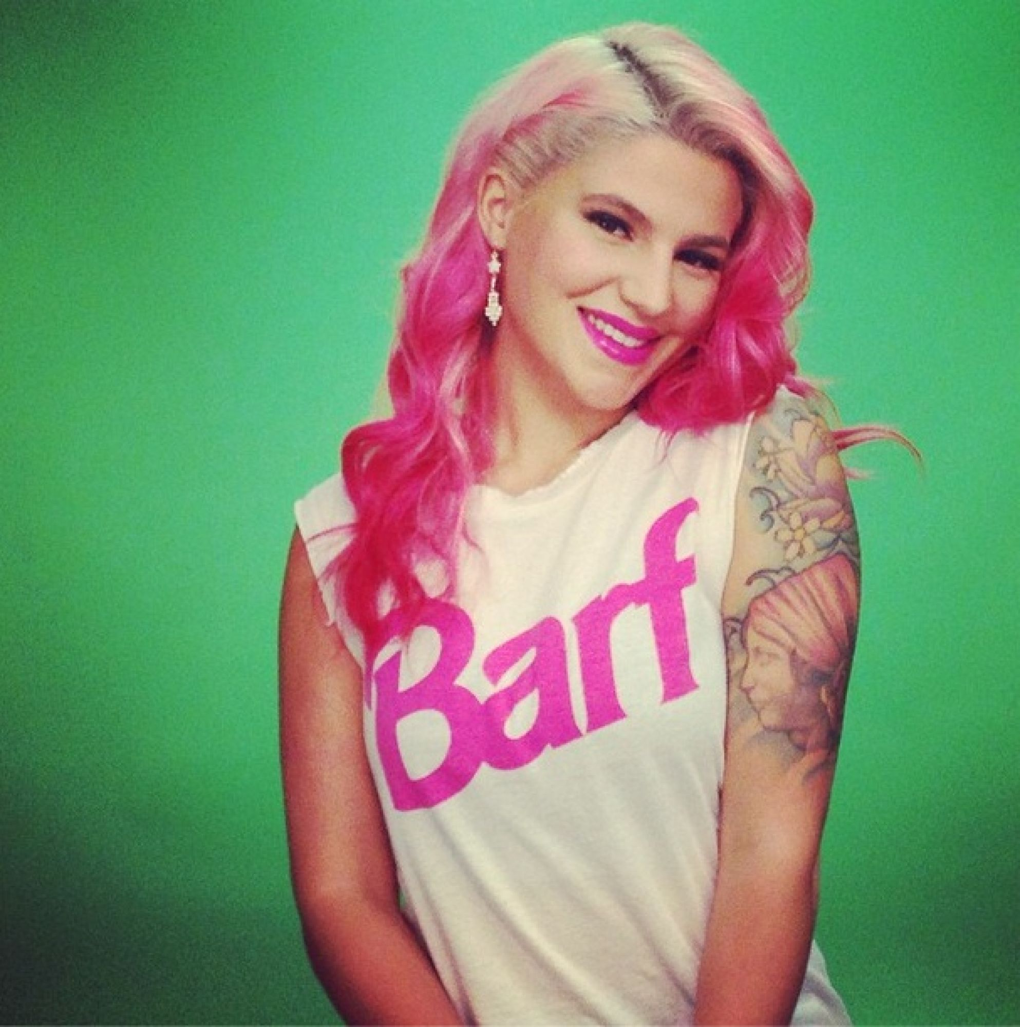 Carly Aquilino at Addison Improv - Central Track