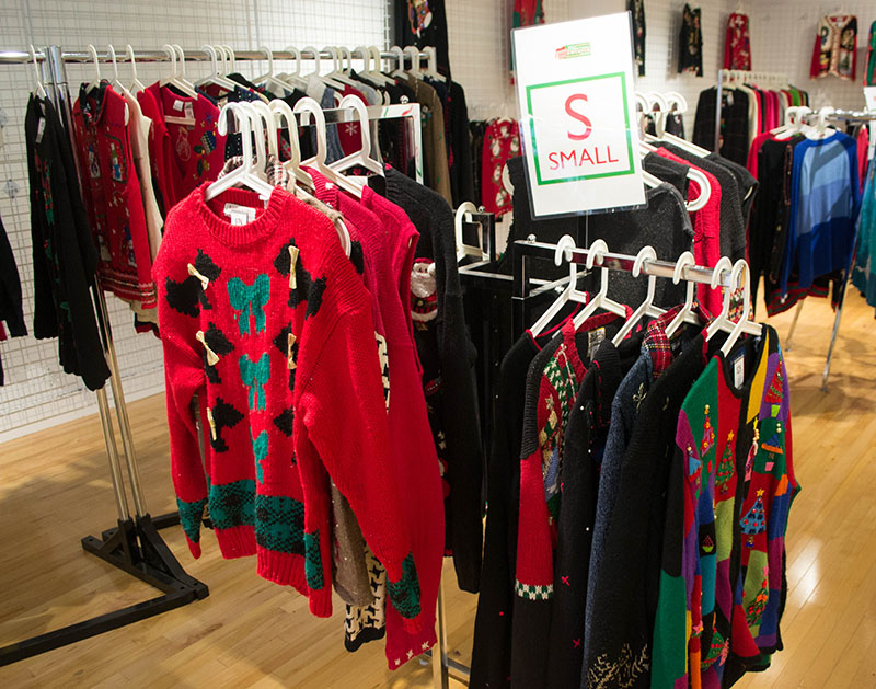 The Dallas Store That Only Sells Ugly Christmas Sweaters ...