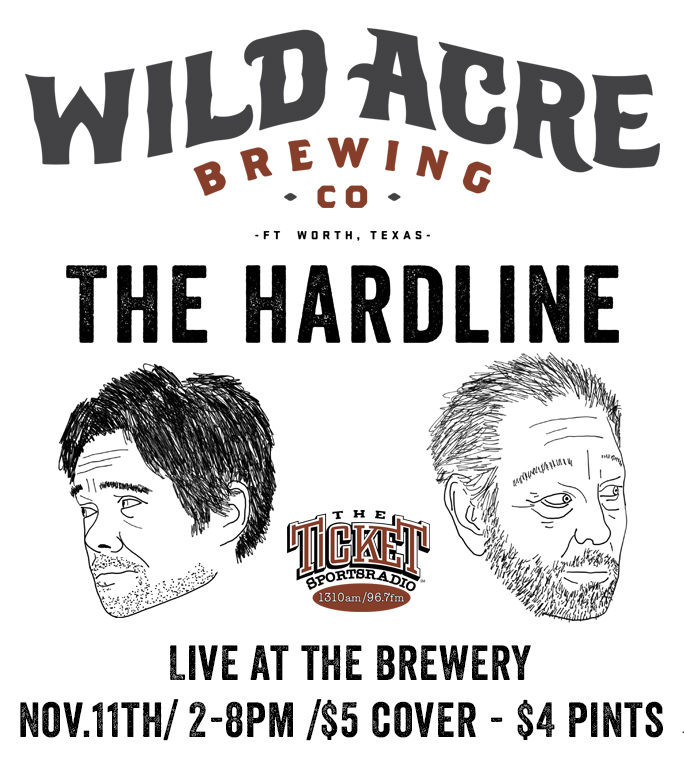The Hardline Live Remote At Wild Acre Brewing Central Track