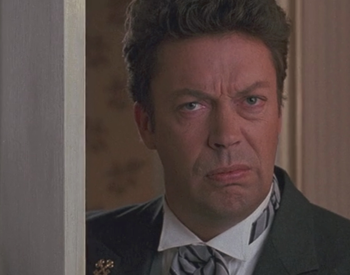 Home Alone Tim Curry