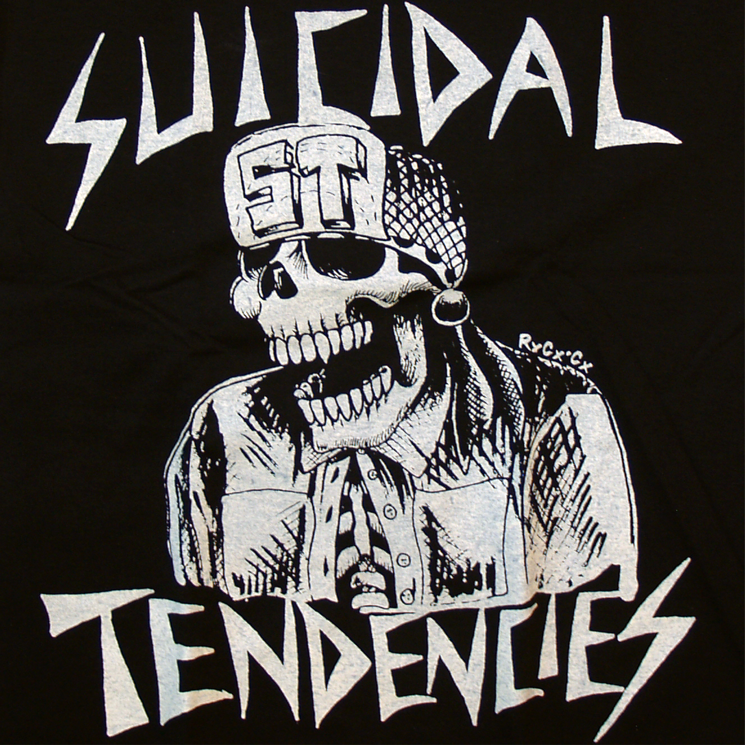 Darrow >> Suicidal Tendencies at Gas Monkey Live - Central Track