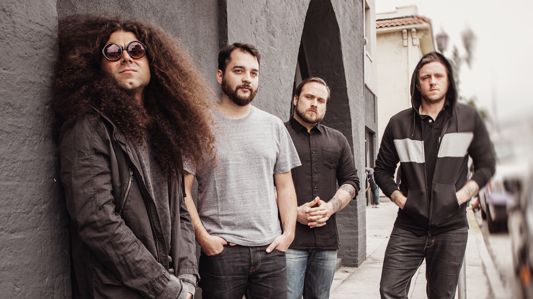 coheed and cambria at house of blues central track. Black Bedroom Furniture Sets. Home Design Ideas