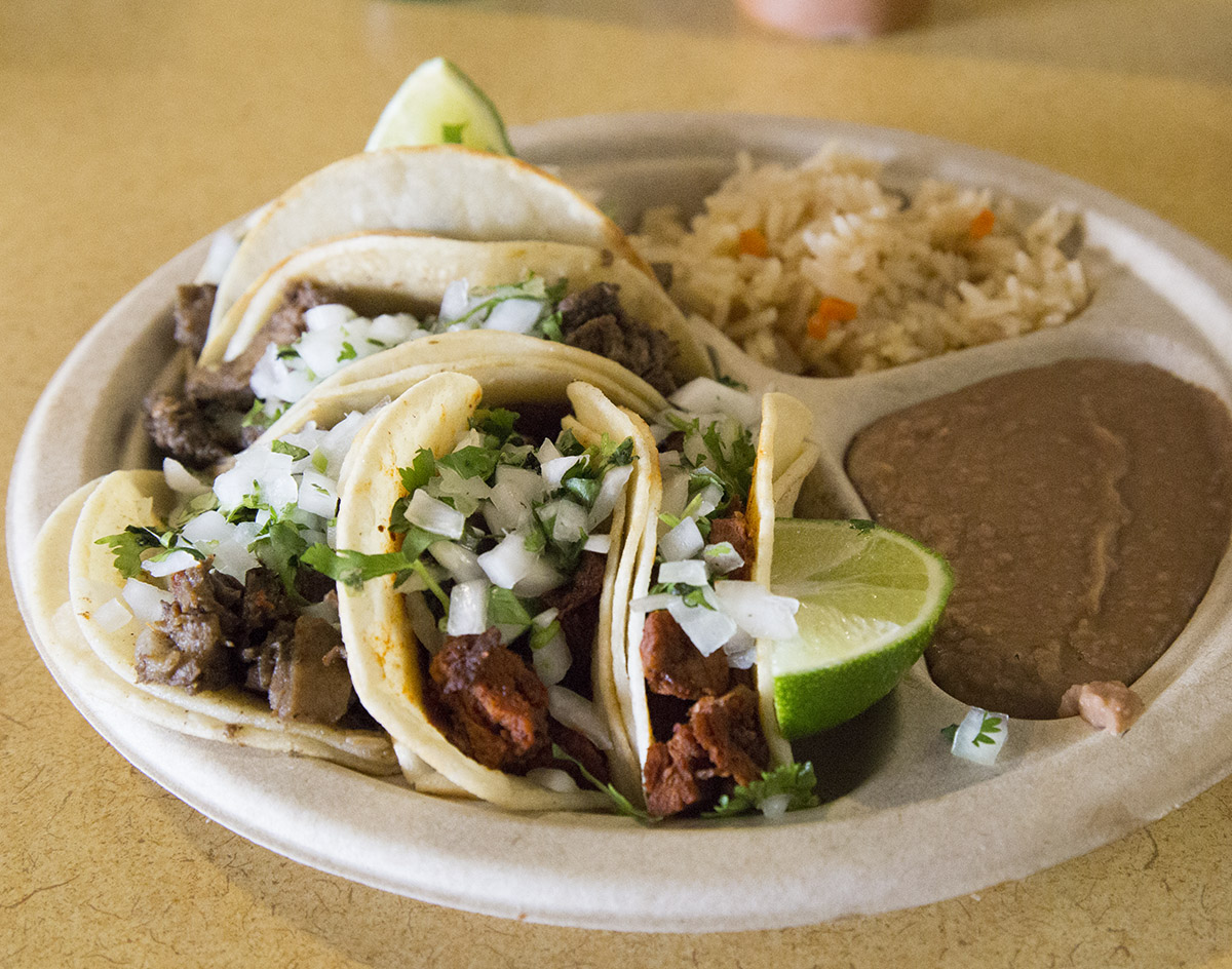 All S Vegan At El Palote Panaderia Even The Tacos