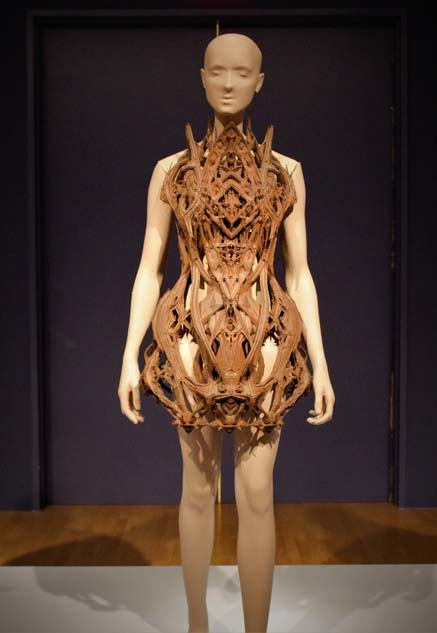 Fashion Meets Science At The Dma S Transforming Fashion Exhibit Central Track