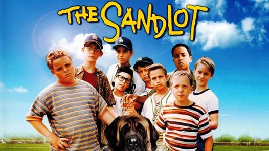 The Goonies The Sandlot Double Feature At Coyote Drive In
