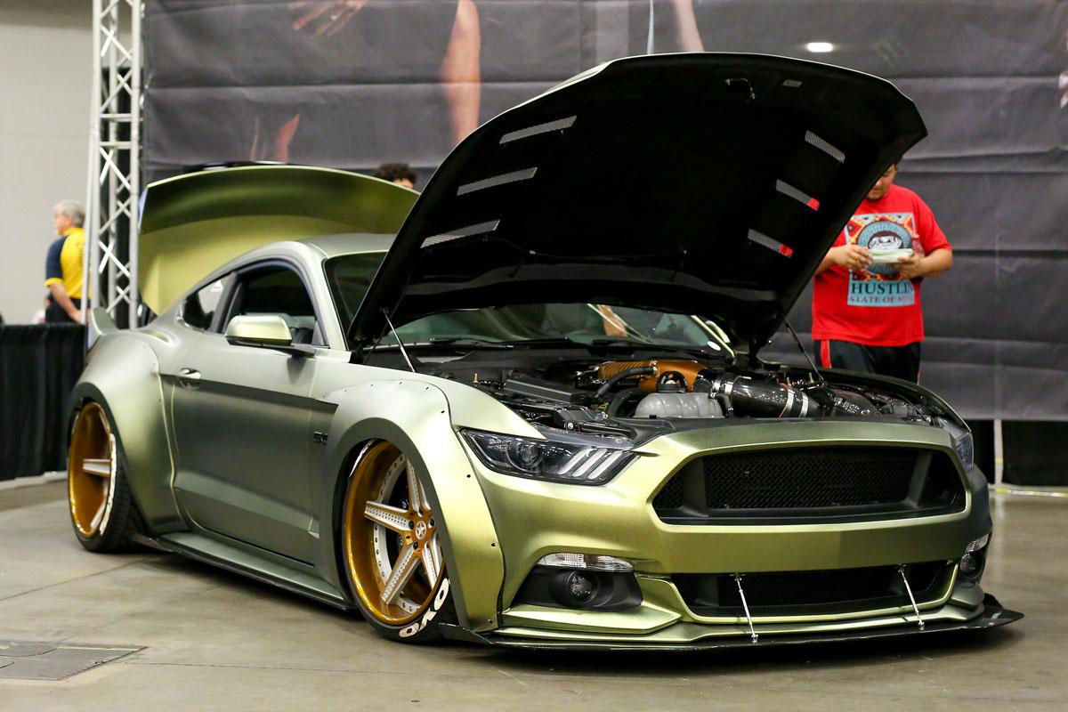 Dallas Dub Car Show