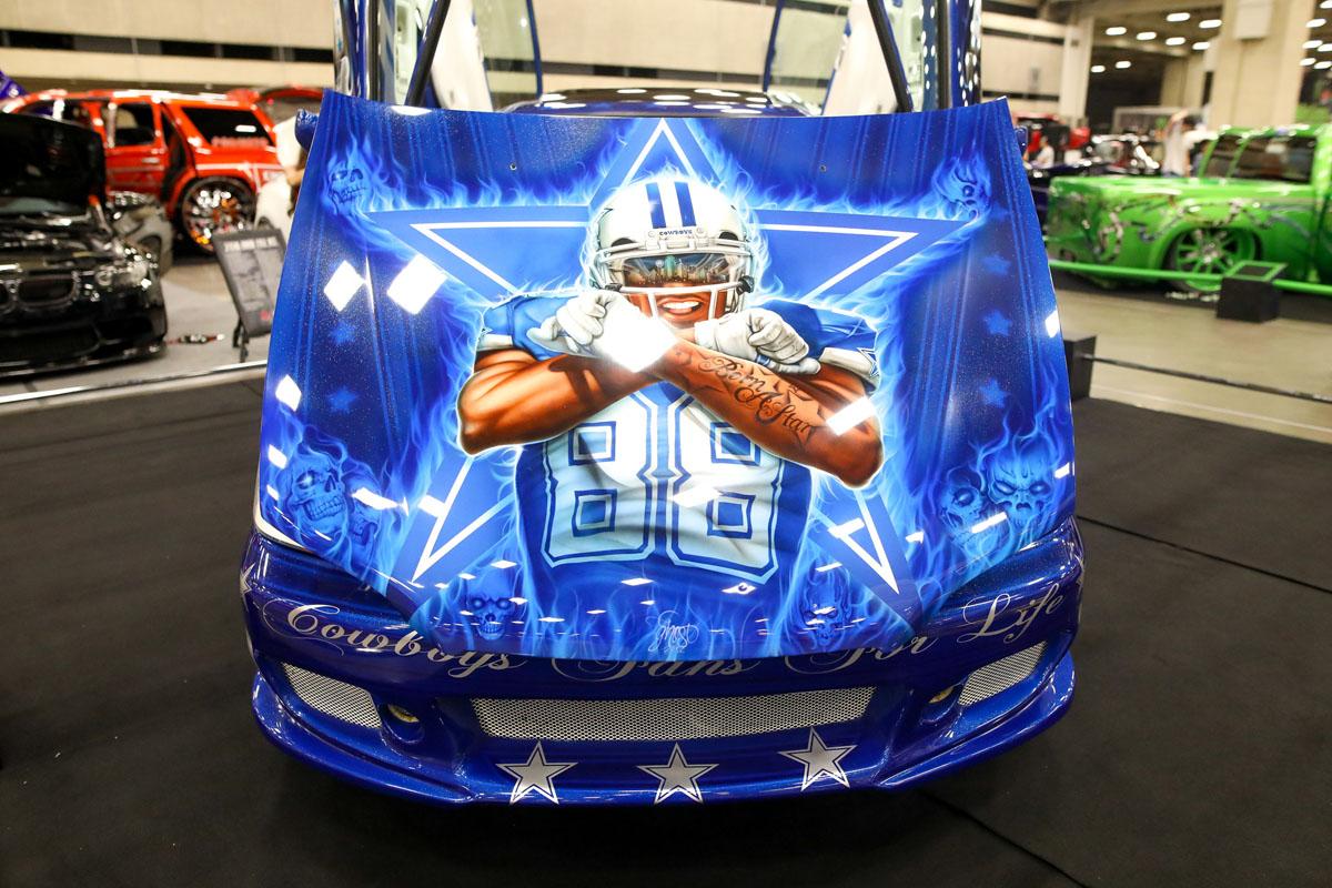 Migos Dallas Car Show