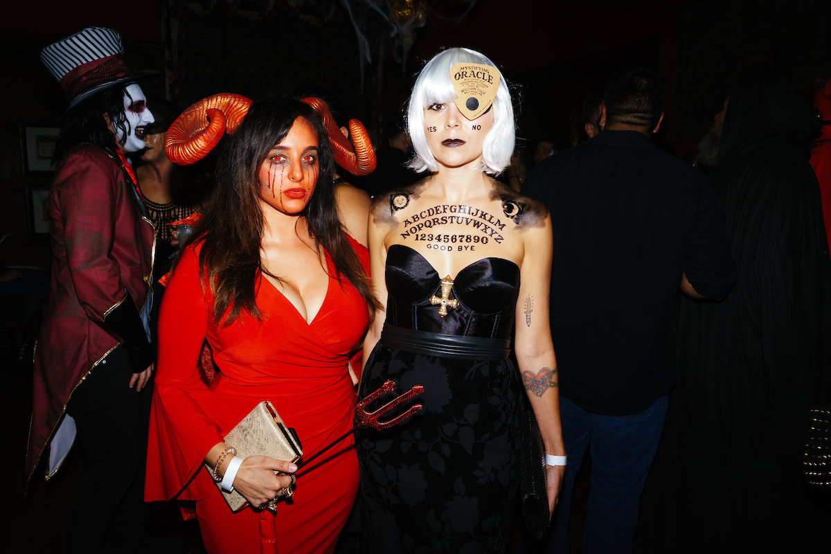 photos] dallas got a halloween preview this weekend. | central track