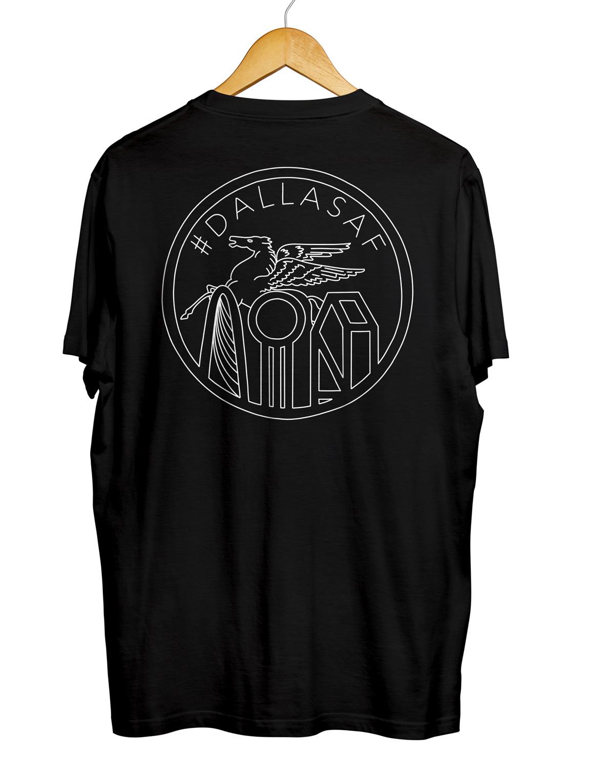 Dallasaf Nick Quintero Unisex T Shirt Central Track