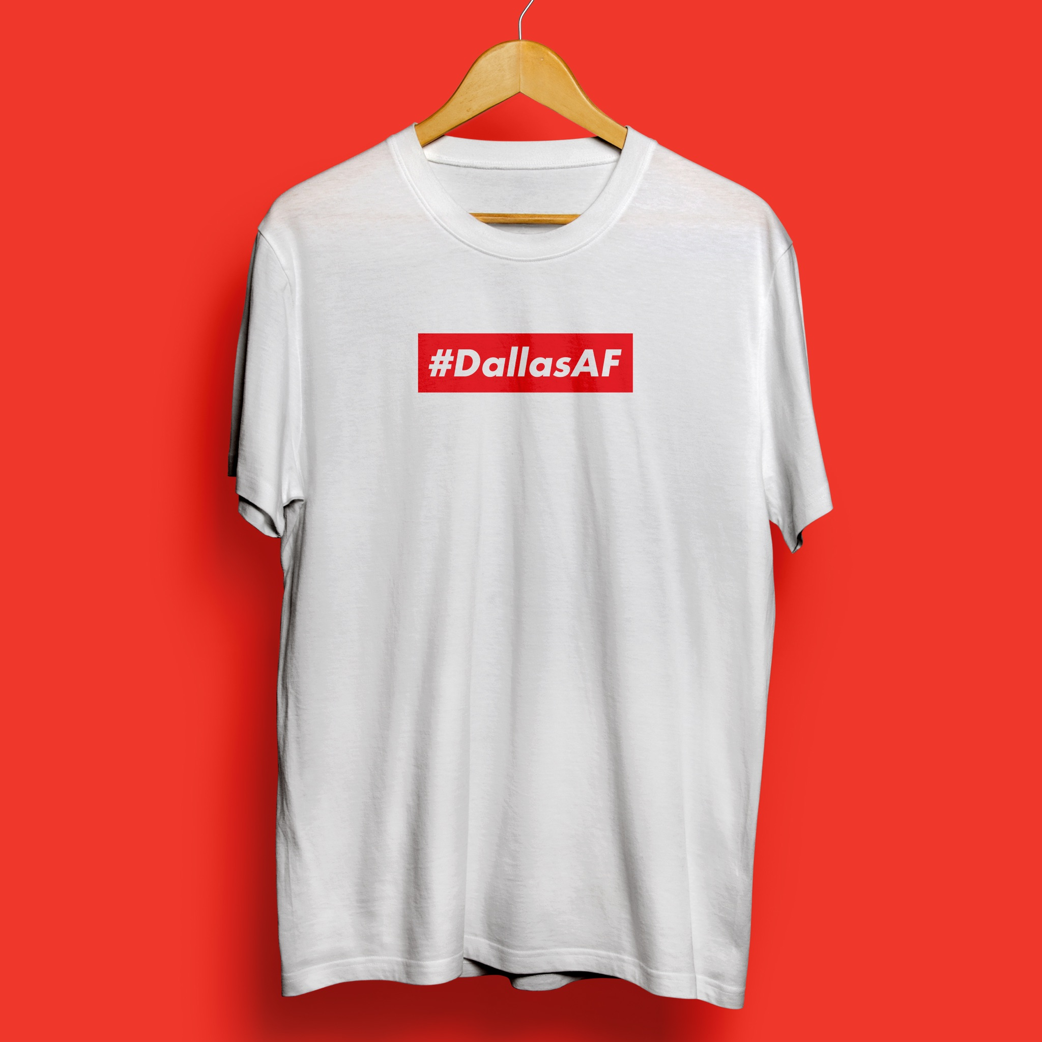 9eaef333d375  DallasAF  Supreme RipOff Unisex T-shirt - Central Track