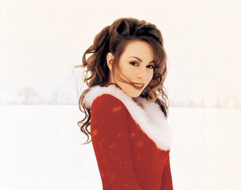 How Mariah Carey Maybe Stole Christmas From Dallas Central Track