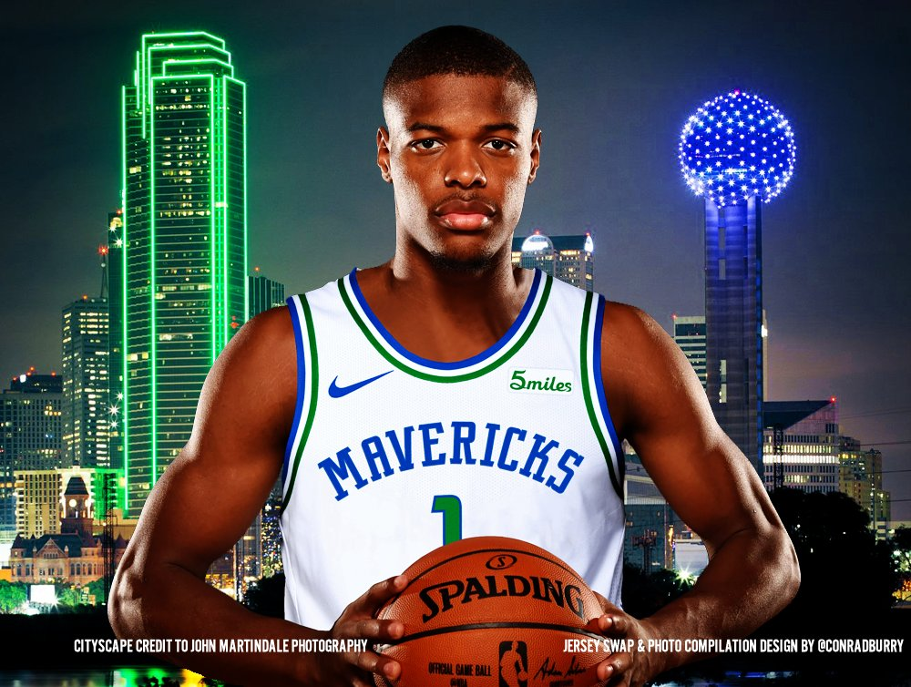 wholesale dealer f81b9 0899b These Are The Unis The Dallas Mavericks Should Be Wearing ...