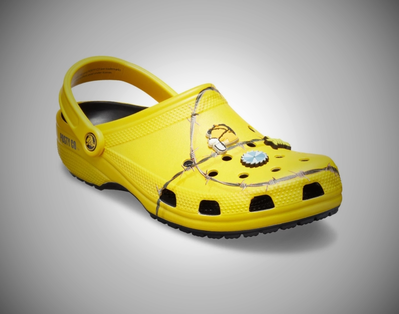 Snag Some Post Malone Crocs in Grapevine On Tuesday