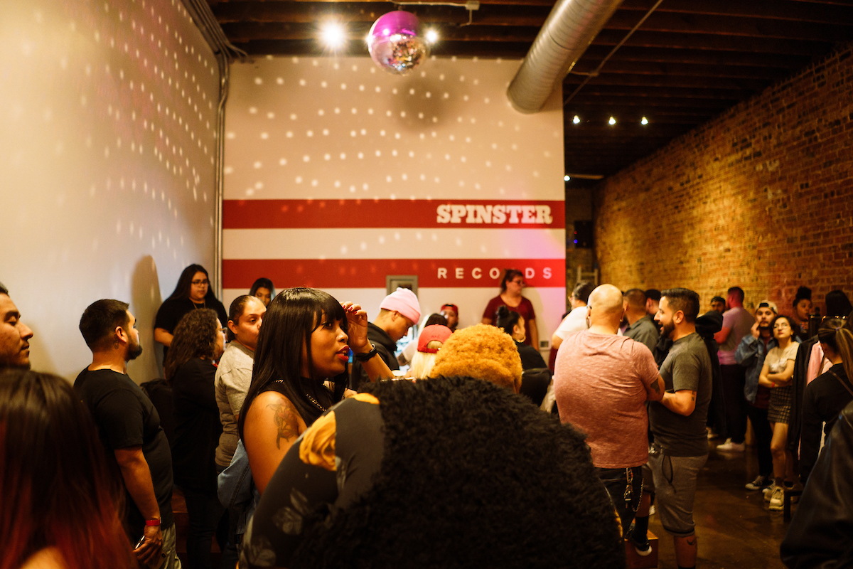 Celebrating Dallas At Spinster & El Chuy's 214 Day Party  | Central