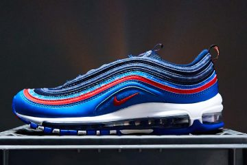 competitive price 6b582 ffffc OK, These Dallas-Themed Nike Air Max 97s Are Better…