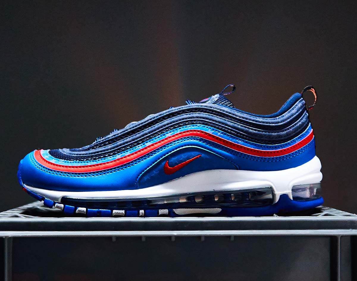 Check Out Nike's New Dallas Themed Air Max 97s. | Central Track