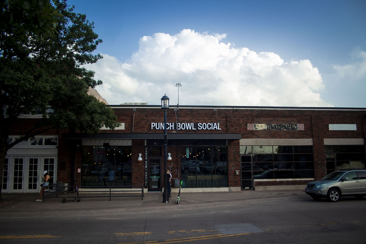 First Look Punch Bowl Social In Deep Ellum Is Massive